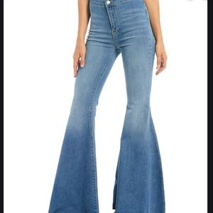 Free people flare jeans